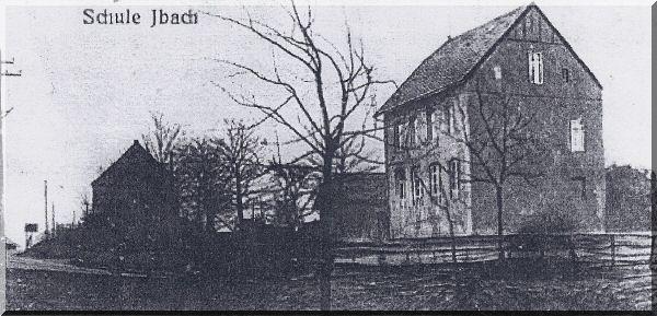 Schule Ibach zur Verfügung gestellt von Kurt Lembeck
