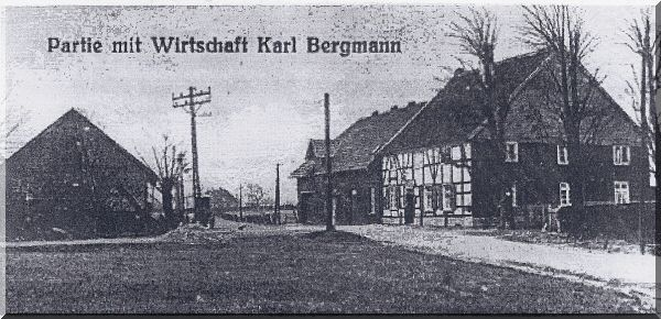 Partie mit Schenkwirtschaft Bergmann zur Verfügung gestellt von Kurt Lembeck