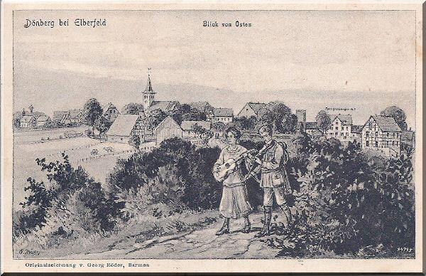 Spangenberger Hof, ca. 1926 zur Verfügung gestellt von Kurt Lembeck